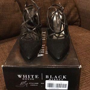 White House Black Market WHBM Cherelle size 7